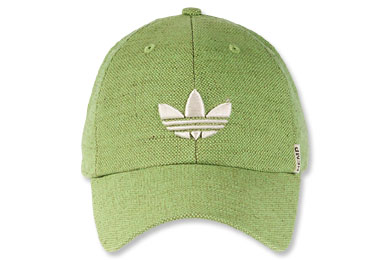 Adidas Hemp Cap Green