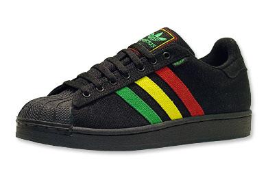 Adidas Rasta Hemp