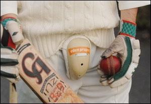 Hemp Cricket Box